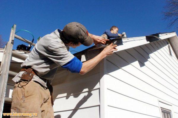 Thiết kế website dịch vụ sửa chữa nhà