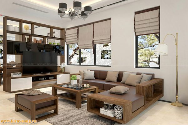 Thiết kế website bàn ghế cafe sofa đẹp