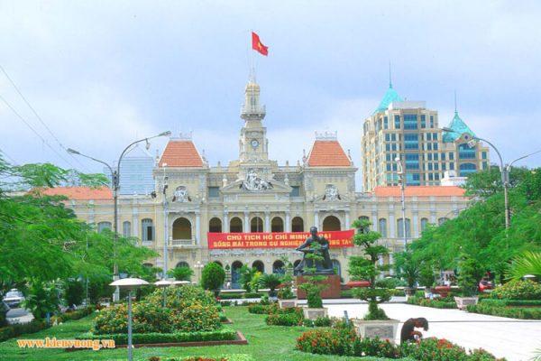 Dịch vụ thiết kế website ở Sài Gòn, thành phố Hồ Chí Minh