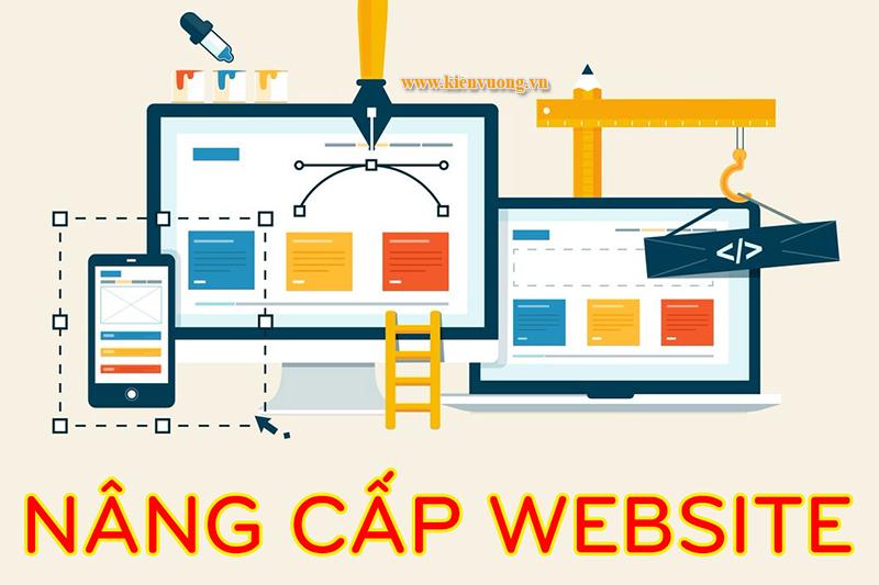 Dịch vụ chỉnh sửa và nâng cấp website