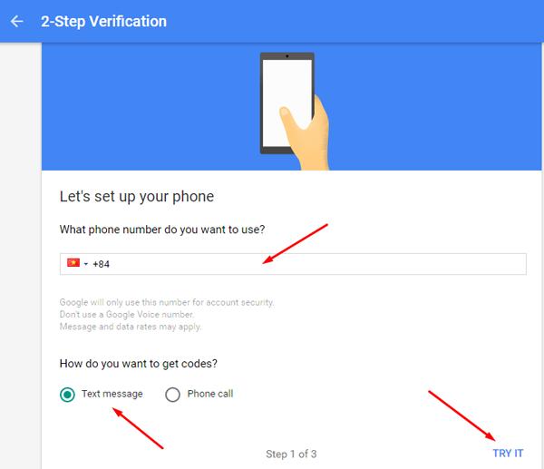 Hướng dẫn xác nhận tài khoản Gmail dùng để gửi mail SMTP trên web