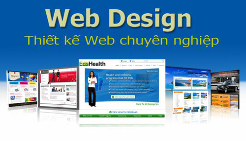 Image result for thiet ke website