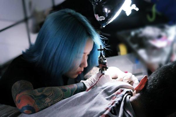 xăm hình nghệ thuật, tatto đẹp