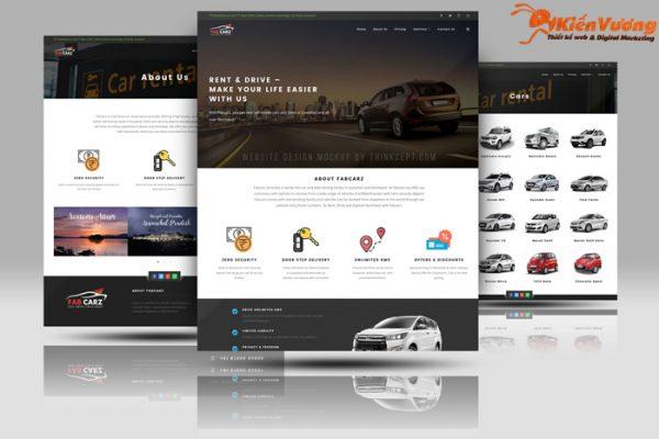 Lập trang web giúp ích gì cho công ty