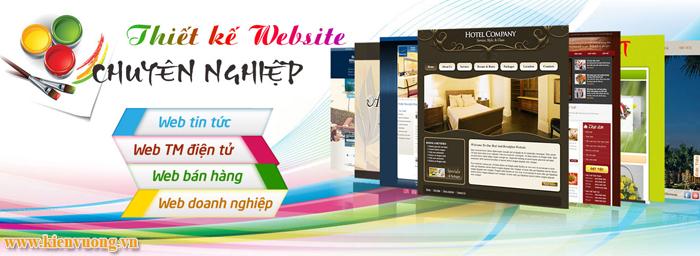 Thiết kế website theo yêu cầu khách hàng