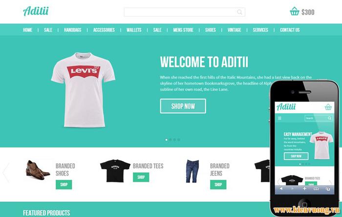 Thiết kế web công ty nước ngoài uy tín
