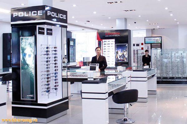 Thiết kế website bán mắt kính thời trang