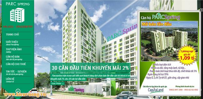 Thiết kế website mua bán nhà đất