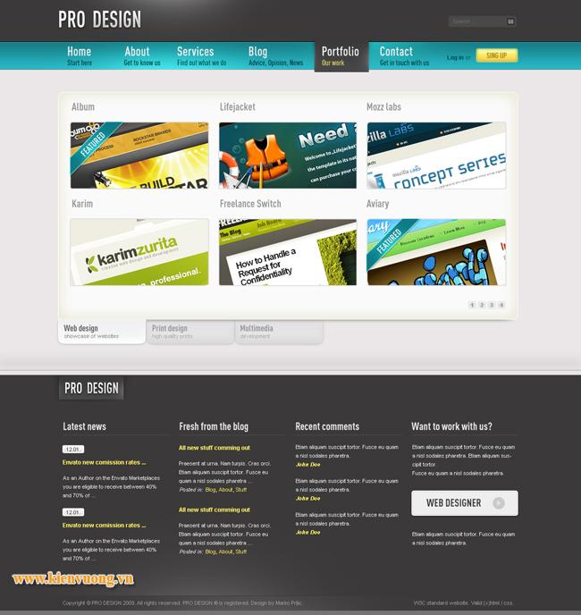 Công ty thiết kế website ở Hà Nội