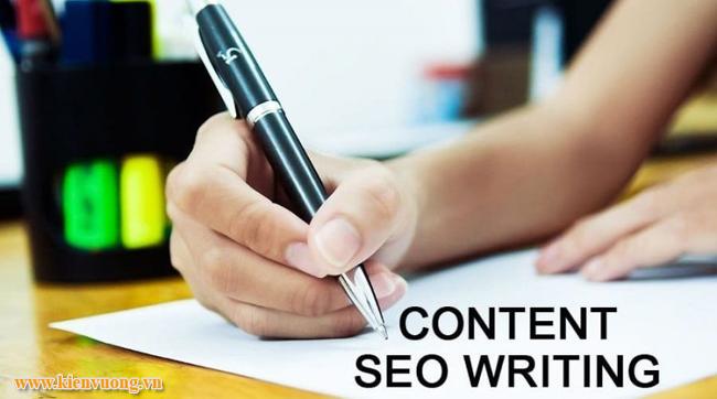 Bí quyết viết bài chuẩn SEO giúp đạt hiệu quả kinh doanh