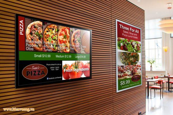 Thiết kế web bán đồ ăn vặt, thức ăn nhanh