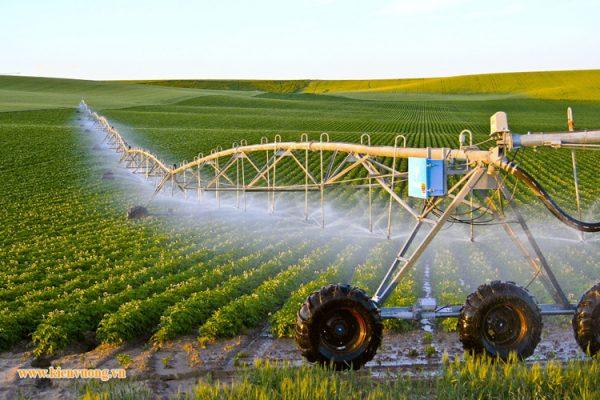 Thiết kế web bán máy móc nông nghiệp