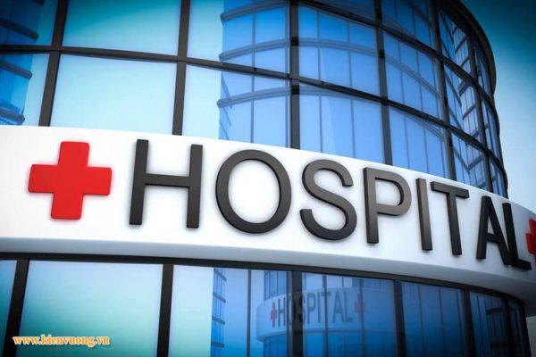 Thiết kế website thiết bị y tế, phòng khám, bệnh viện chất lượng