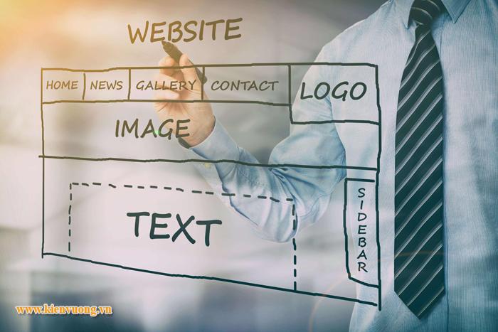 Thiết kế website 2019 độc đáo