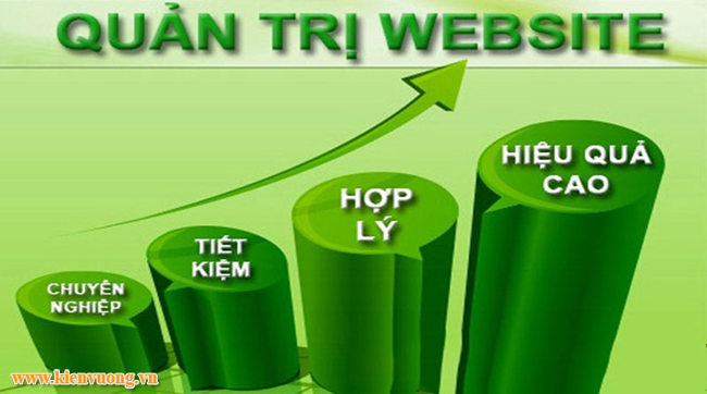Top 5 công ty quản trị website uy tín