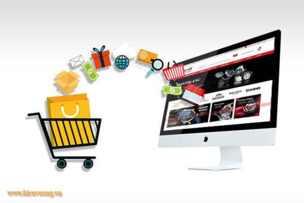 Thiết kế web bán hàng tại thành phố Hồ Chí Minh