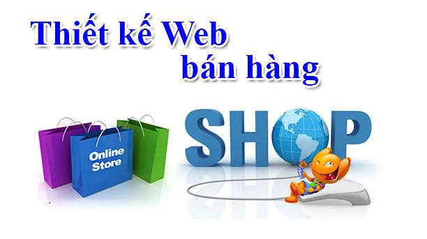 Thiết kế web bán hàng online chuẩn SEO