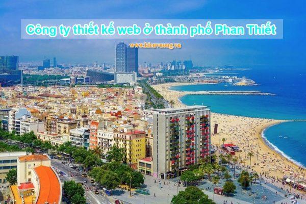 Công ty thiết kế web ở thành phố Phan Thiết