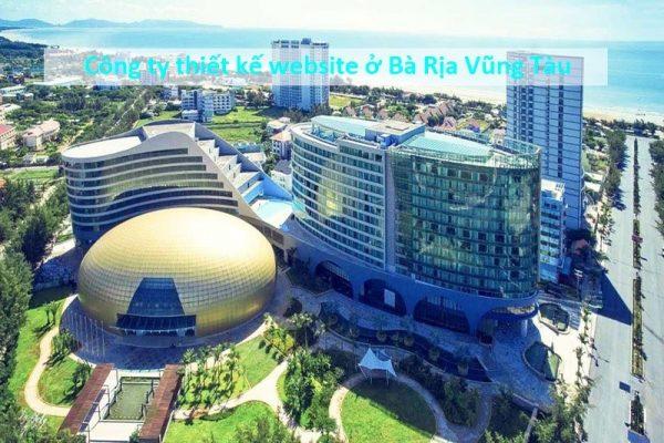Công ty thiết kế website ở Bà Rịa Vũng Tàu