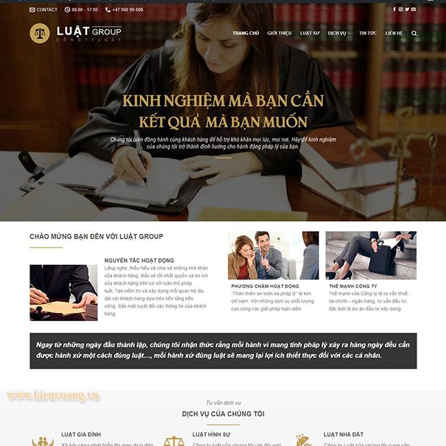 Thiết kế web tư vấn kết hôn