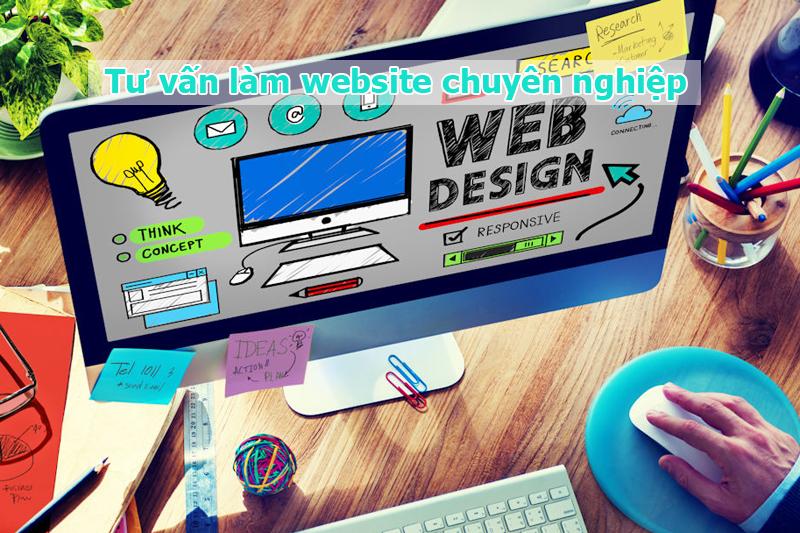Tư vấn làm website chuyên nghiệp