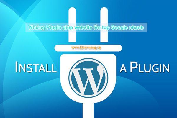 Những Plugin giúp website lên top Google nhanh