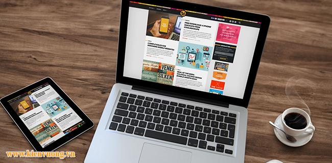 Công ty thiết kế web uy tín tại Vũng Tàu