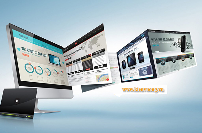 Thiết kế website quận 12 Tp HCM