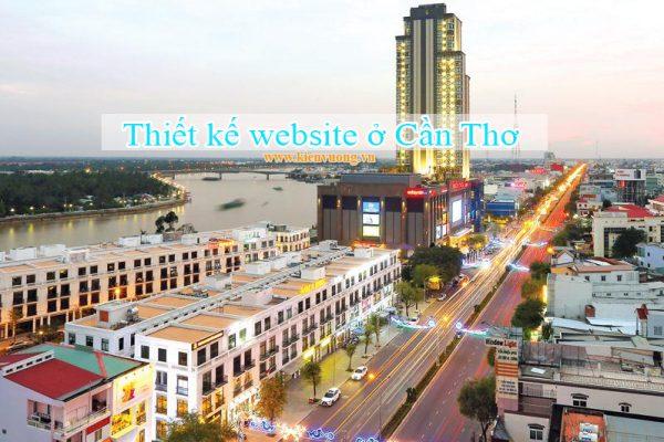 Thiết kế website ở Cần Thơ