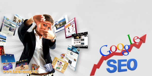 Dịch vụ thiết kế website lên top Google