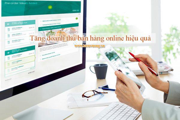 Tăng doanh thu bán hàng online hiệu quả