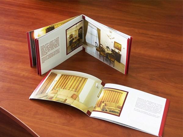Mẫu catalog mảng nội thất