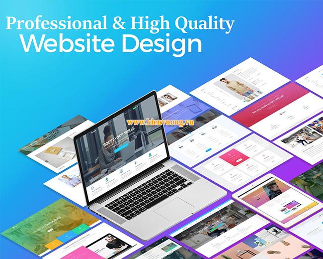 Làm website giá rẻ