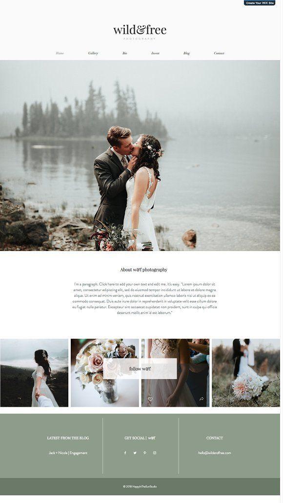Công ty thiết kế website cho thuê áo cưới, trang điểm cô dâu chuyên nghiệp