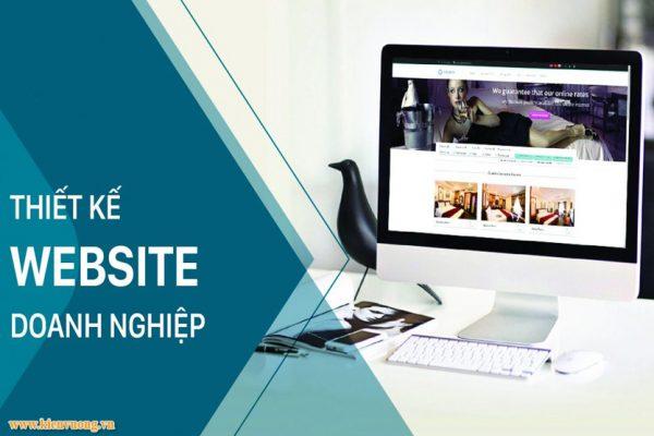 thiết kế website cho doanh nghiệp trọn gói