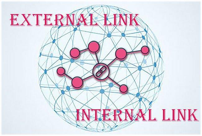 Thuật ngữ SEO External Link - Internal Link