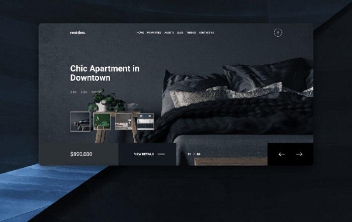 Xu hướng thiết kế website năm 2021