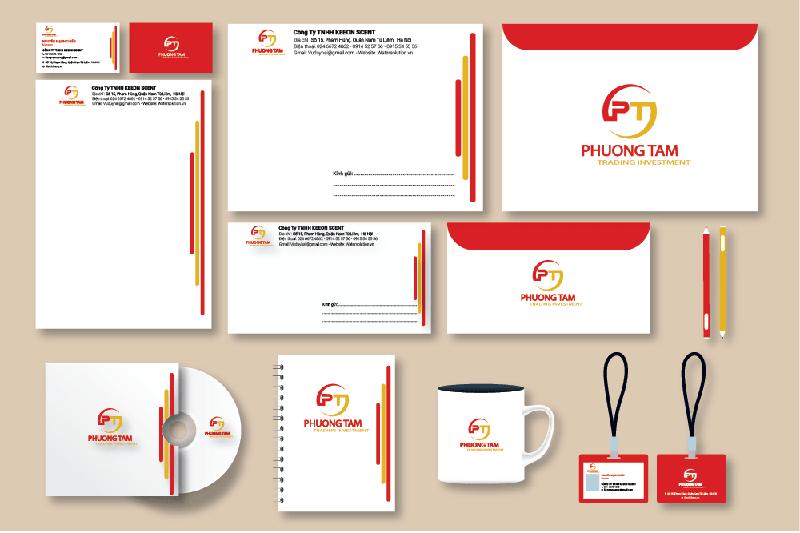 Thiết kế và đăng ký bộ nhận diện thương hiệu